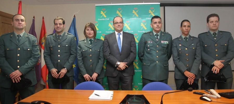 Los nuevos equipos ROCA  para combatir los delitos contra el patrimonio en el medio rural