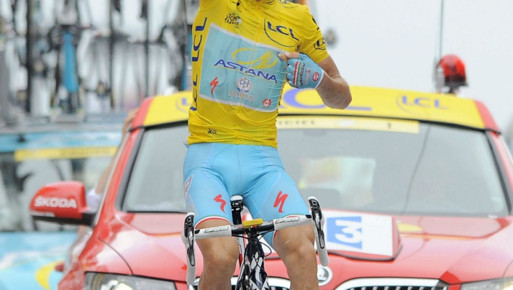 Nibali sentencia el Tour