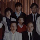 La familia Pujol