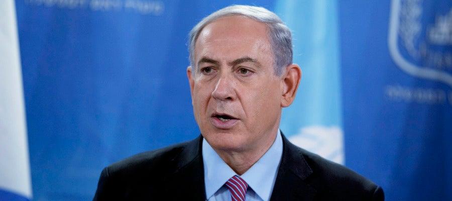 Netanyahu, primer ministro de Israel