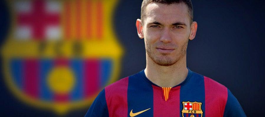 Vermaelen ya es jugador del Barcelona