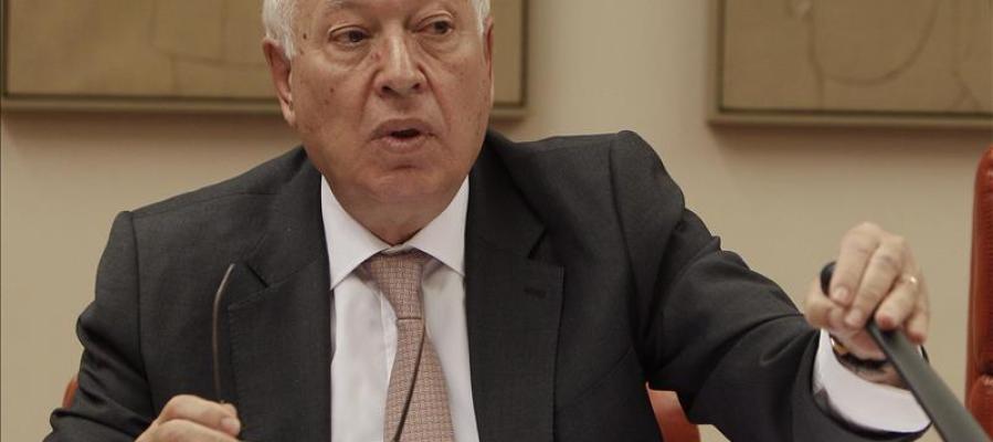 Margallo, Ministro de Asuntos Exteriores