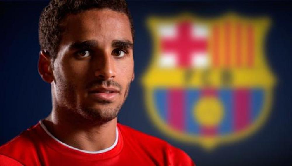 Douglas Pereira, nuevo refuerzo para el Barcelona de Luis Enrique