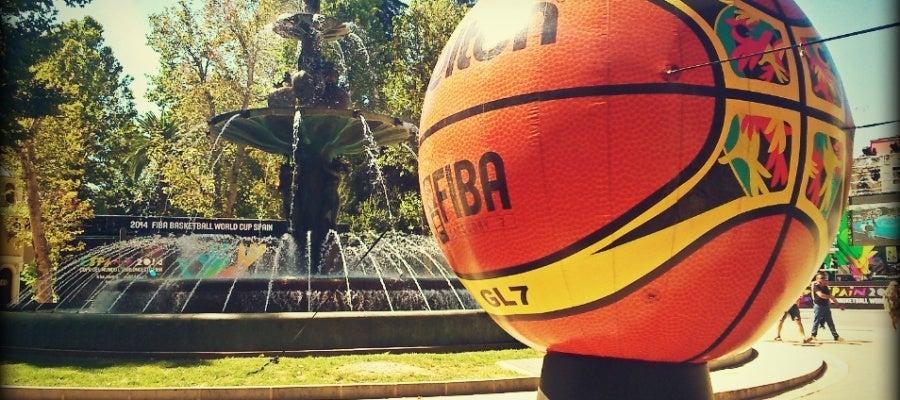 Mundial Baloncesto 2014