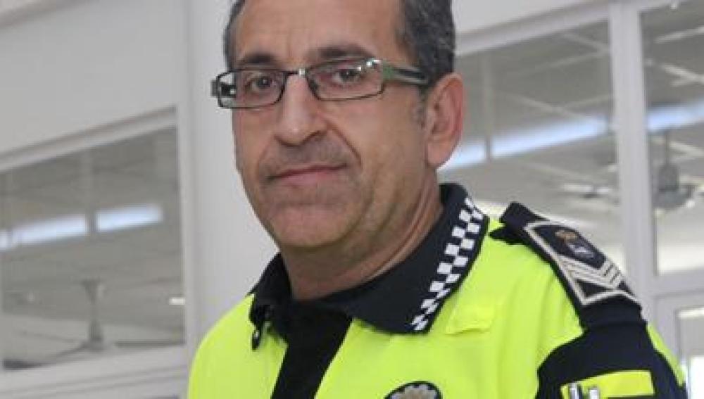 José Antonio Navarro, jefe de la Policía Local de Calvià