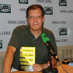 Fernando Rueda presenta 'El Regreso de El Lobo'