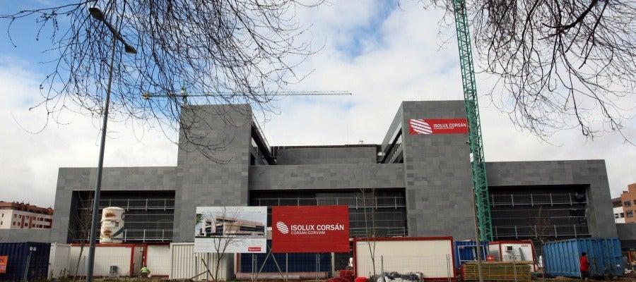 nueva sede de Hacienda en el barrio vallisoletano de Villa del Prado