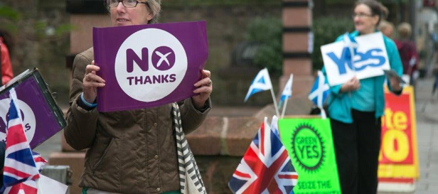 Escocia vota