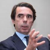 """Aznar pide al Gobierno que elimine """"la fuerte efervescencia independentista"""""""