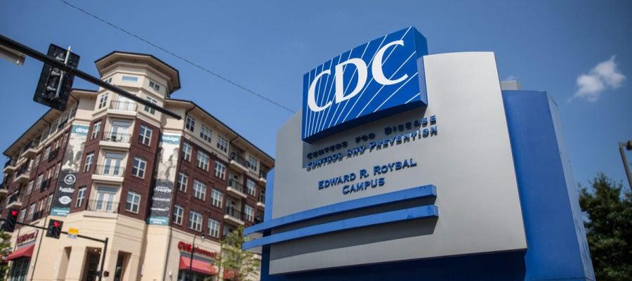 Entrada al Centro Para el Control y la Prevención de Enfermedades