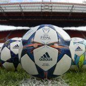 Balones de Champions League