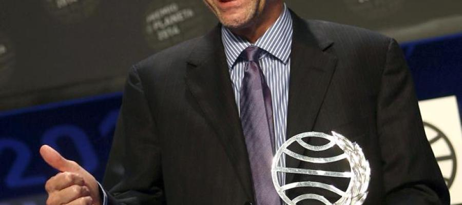 Jorge Zepeda, premio Planeta