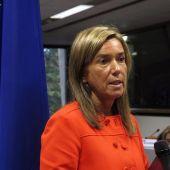 Ana Mato en Bruselas