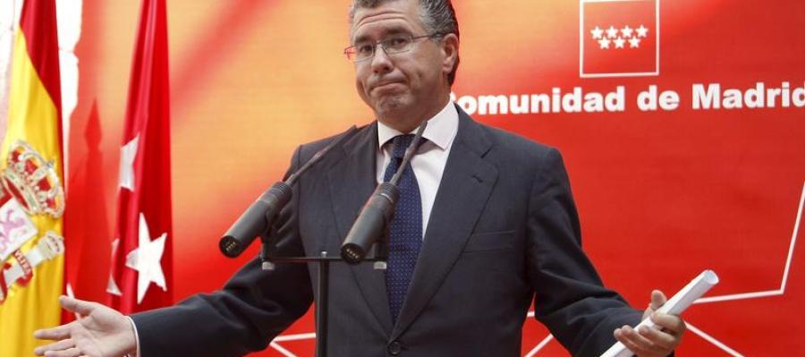 La Guardia Civil detiene a Francisco Granados en una redada anticorrupción