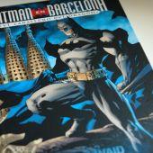 Batman Barcelona. Portada