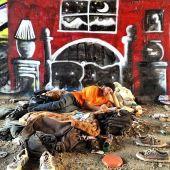 Dar casa a los sin techo