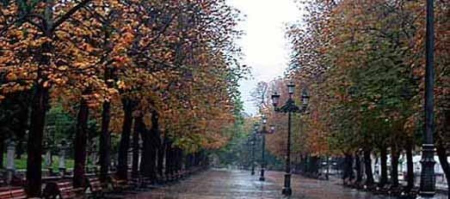 Otoño en Oviedo