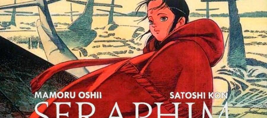 Imagen a color extraída del Prólogo de Seraphim editado por Planeta
