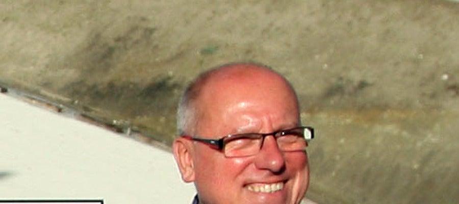 Alfonso Centeno, vicepresidente de la Diputación.