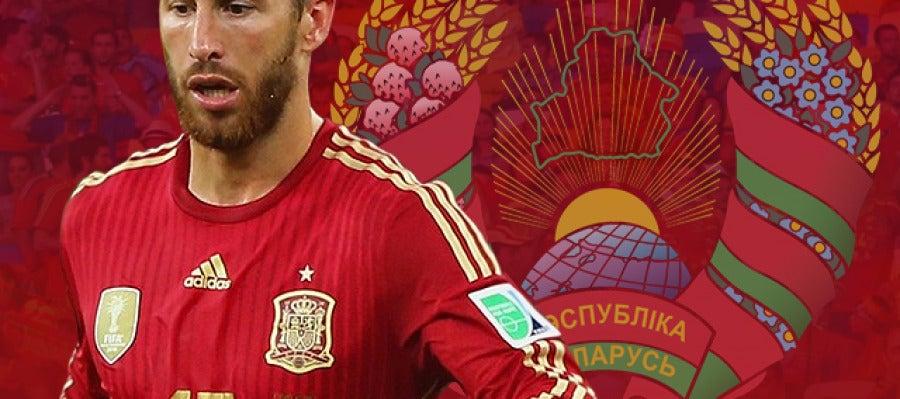España - Bielorrusia