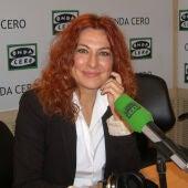 La soprano Pilar Jurado