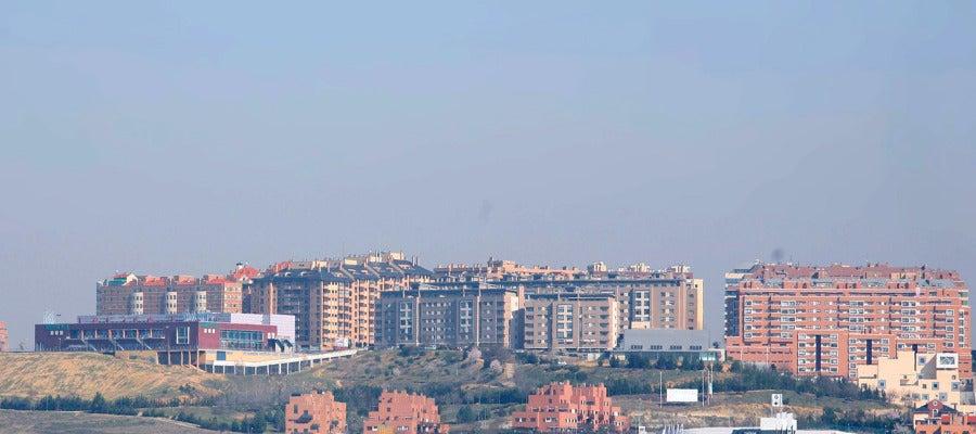Barrio de Parquesol