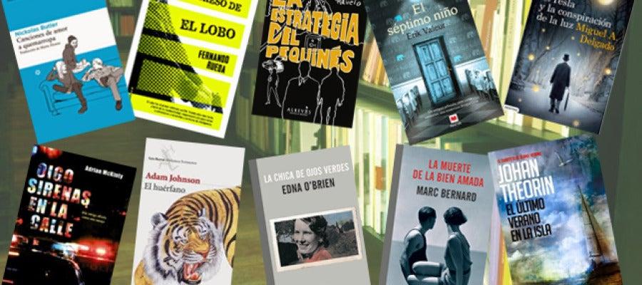 Novelas recomendadas en el blog del lector