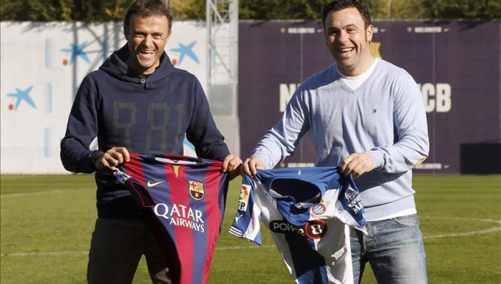 FC Barcelona y Espanyol se miden en el Camp Nou