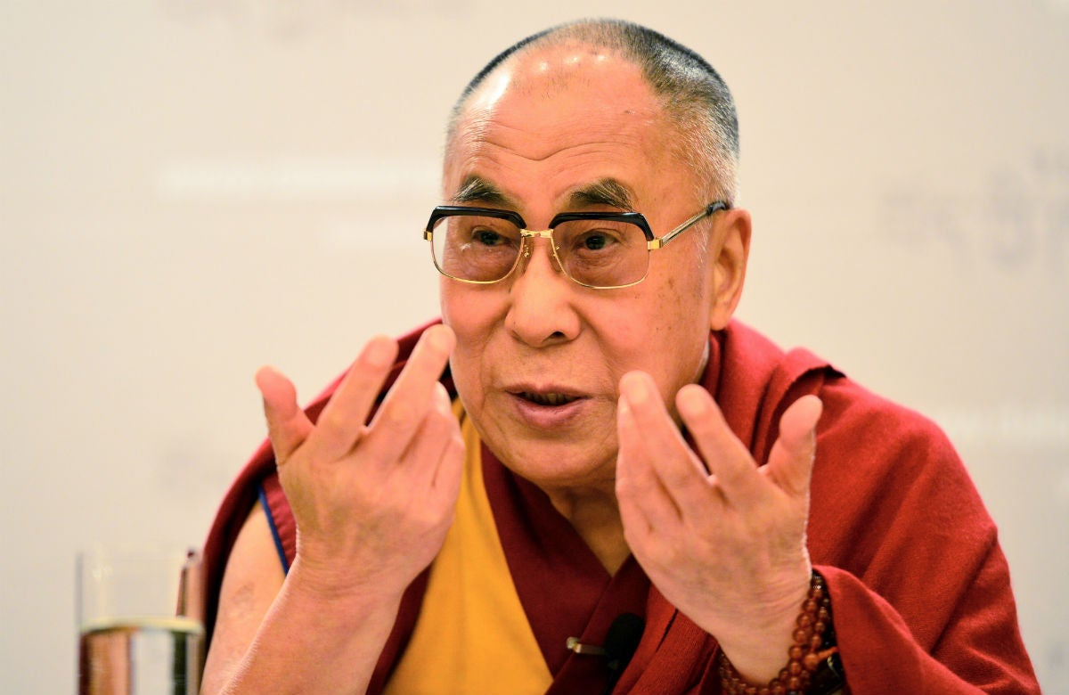Tirar de la manta: La CIA y el Dalai Lama