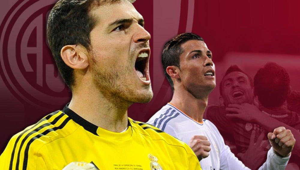 Imagen Final Mundial de clubes I Real Madrid - San Lorenzo