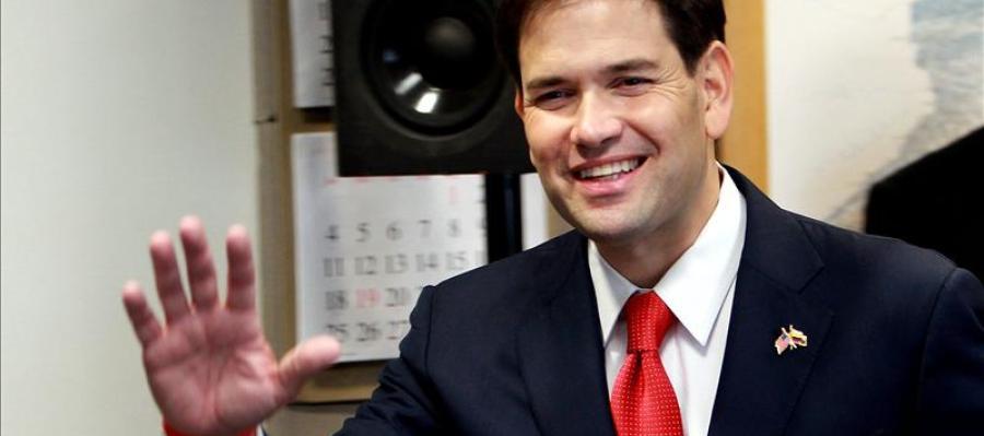 El senador estadounidense Marco Rubio.