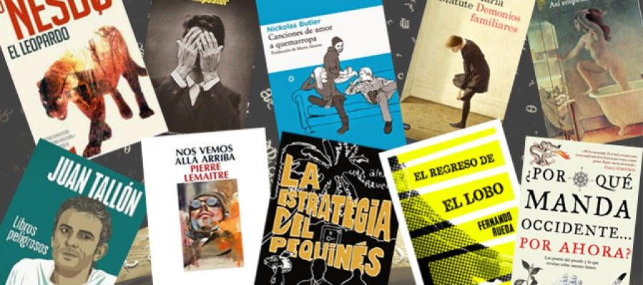 Los libros de 2014