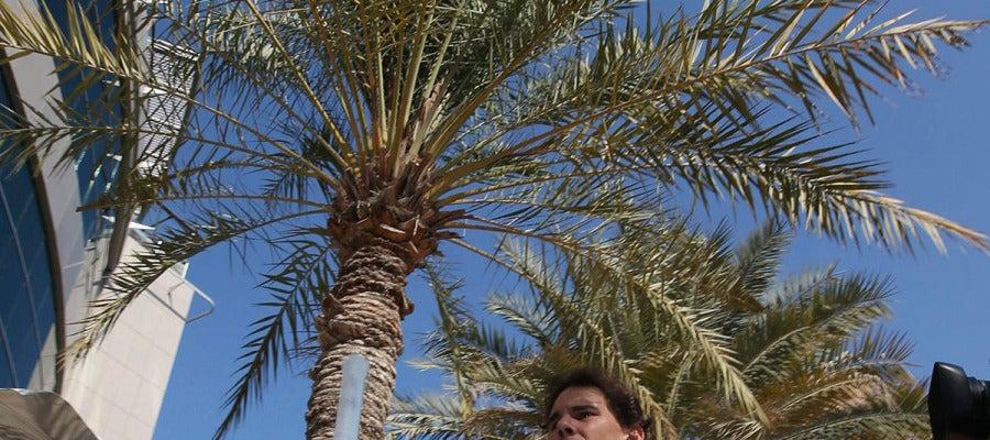 Rafa Nadal, en Dubai