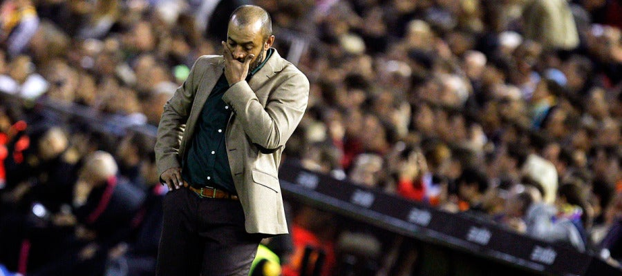 Nuno Espirito Santo, técnico del Valencia