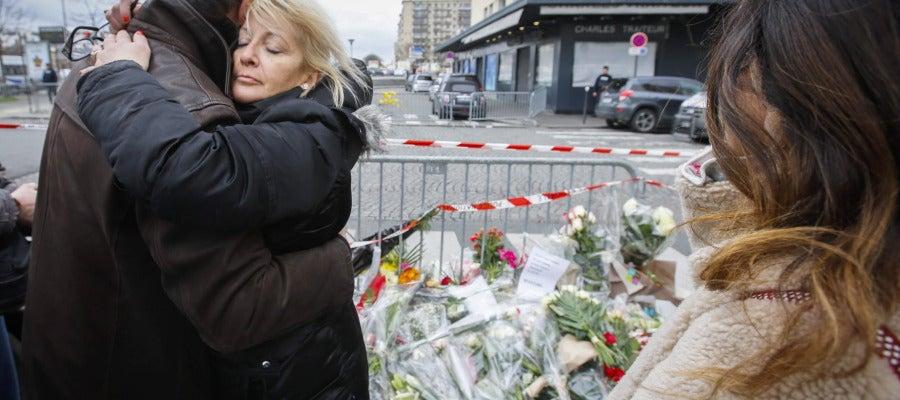 Los franceses, consternados por los ataques yihadistas