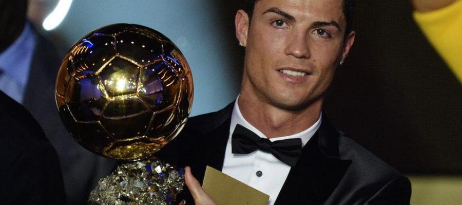 Cristiano Ronaldo conquista el Balón de Oro