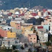 Imagen de archivo de la barriada Príncipe Alfonso en Ceuta
