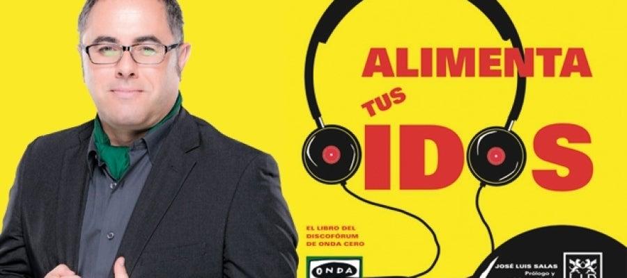 Alimenta tus oídos, el libro de José Luis Salas