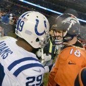 Peyton Manning tras la sorprendente eliminación de los Broncos