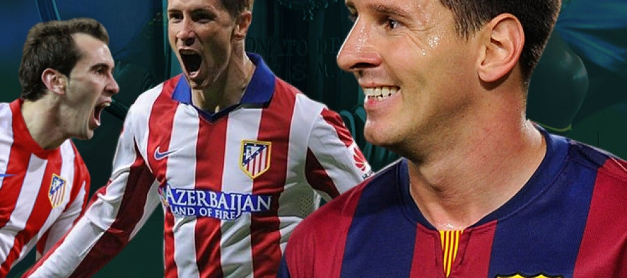 Imagen Barcelona - Atlético