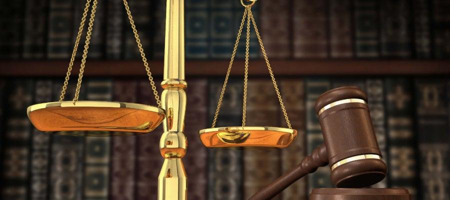 La balanza de la justicia