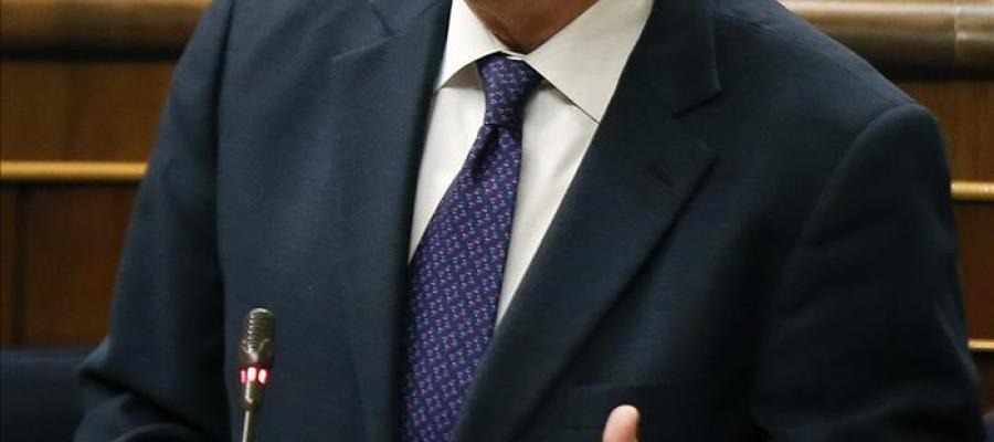 El ministro español del Interior, Jorge Fernández Díaz.