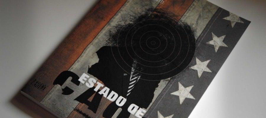 Portada de 'Estado de Caos', que edita ECC Ediciones