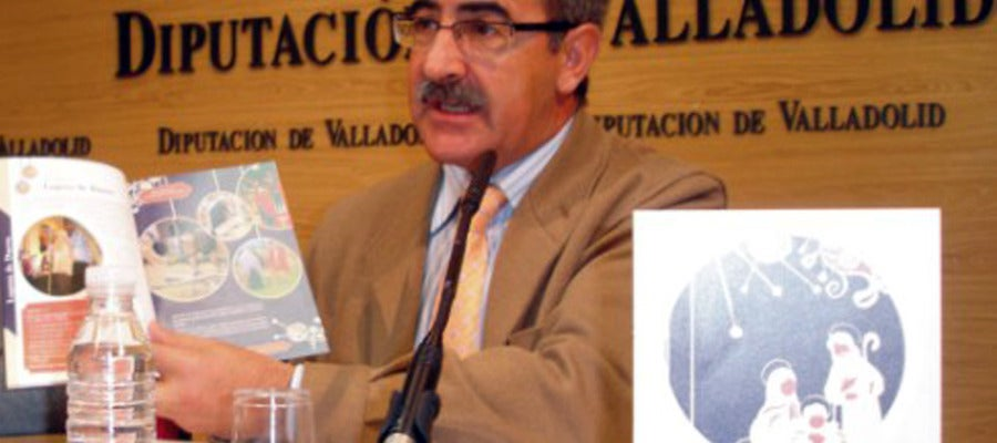 Alejandro Garcia, Alcalde de Iscar.
