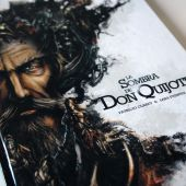 La sombra de don Quijote. Portada
