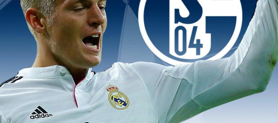 Destacado Schalke - Real Madrid