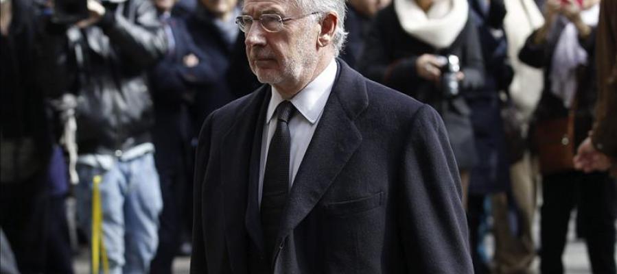 Rodrigo Rato, expresidente de Bankia.