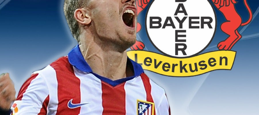 Leverkussen - Atlético de Madrid