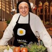 Portada de 'Las recetas de sor Lucía Caram'