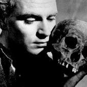 Laurence Olivier en 'Hamlet'